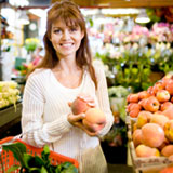 Downtown Ojai at California