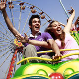 Santa Paula Six Flags Magic Mountain